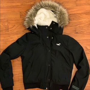 Hollister All-Weather Jacket Stretch.